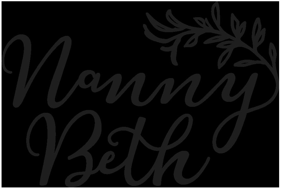 nannybeth vine logo